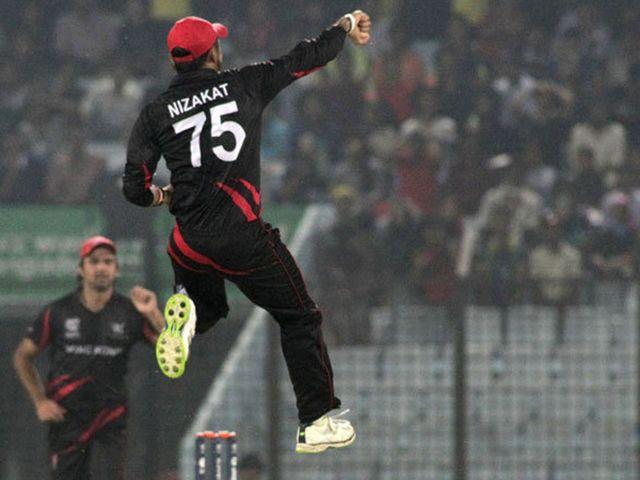 Hong Kong beat Bangladesh by two wickets
