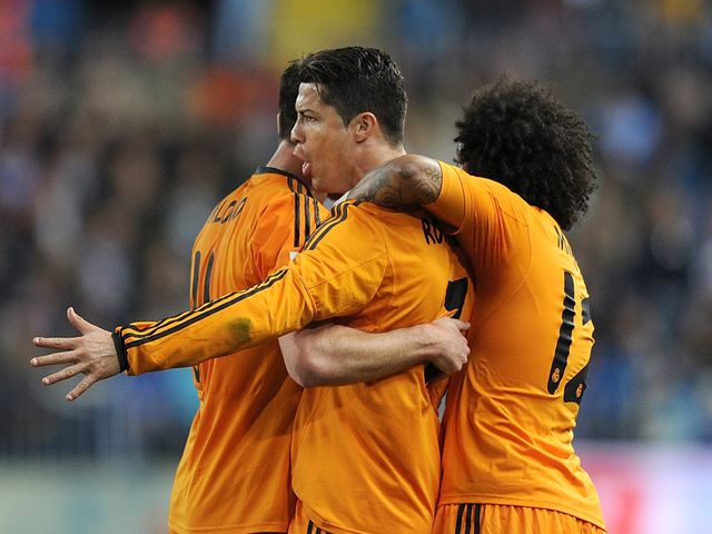 Cristiano Ronaldo: Gets the chance to boost his goal-tally