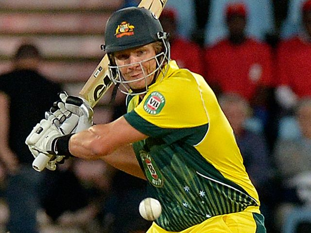 Shane Watson: Led Rajasthan to emphatic win over Bangalore