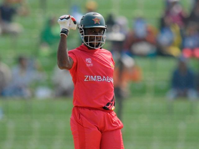 Chigumbura: Made 53 for Zimbabwe
