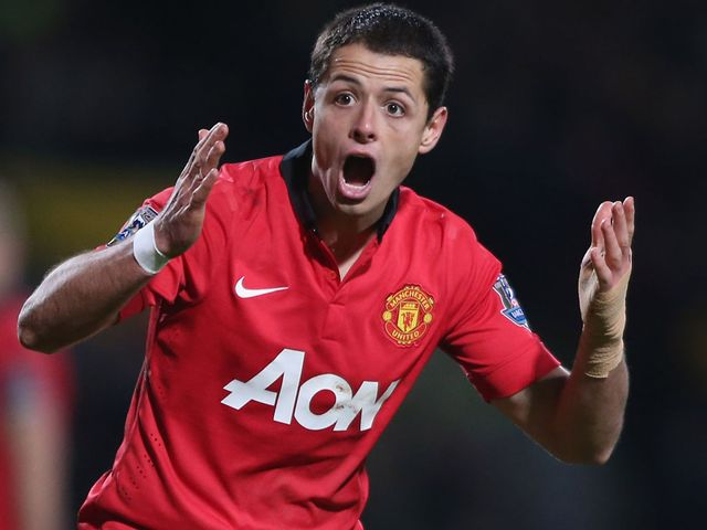 Manchester United only want cash for Hernandez