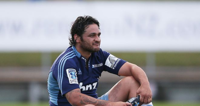 Piri Weepu: The New Zealand international is expected to make a full recovery