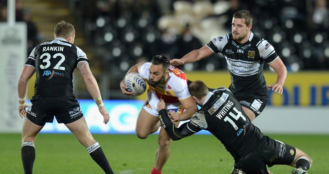 Eloi Pelissier: Wants to earn a new deal at Catalan Dragons