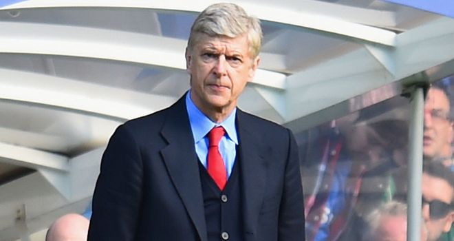 Arsene Wenger: Puzzled by Arsenal's capitulation