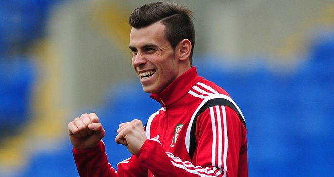 Gareth Bale: The Welshman has enjoyed an incredible season
