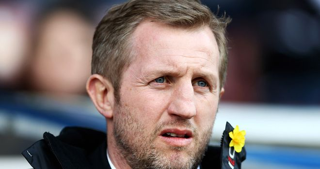 Denis Betts: Targeted a cup run from his Vikings team