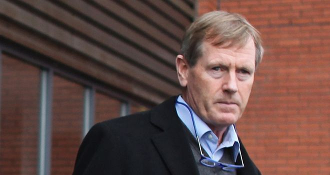 Dave King: Businessman hits back at Rangers board
