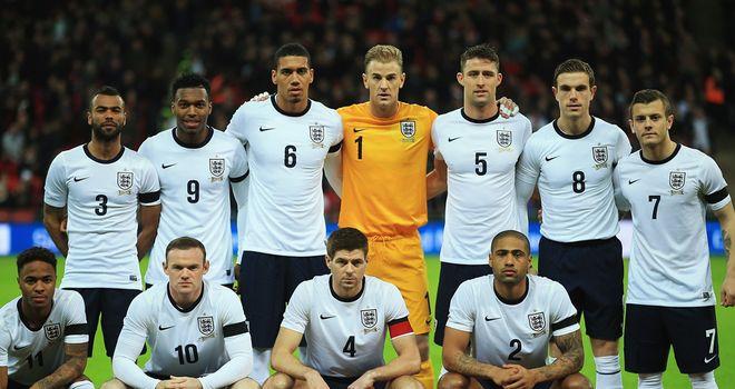 尼克-科里森:英格兰世界杯阵容猜想