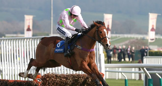 Faugheen jumps to victory under Ruby Walsh