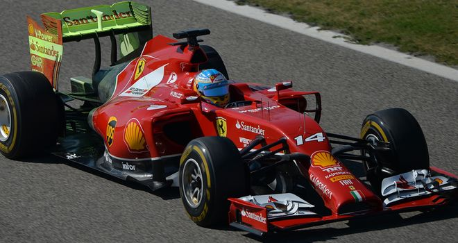 Fernando Alonso: Expecting significantly slower Sundays