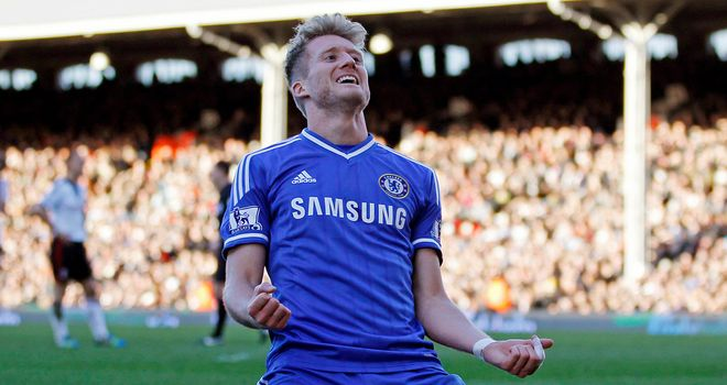 Andre Schurrle: Says Chelsea have let themselves down against some of the lower sides