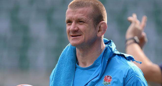 Graham Rowntree: Confident England will field a formidable pack in New Zealand