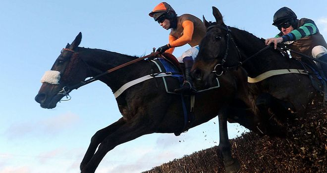 Long Run: Jockey relishing his ride in the Crabbie's Grand National