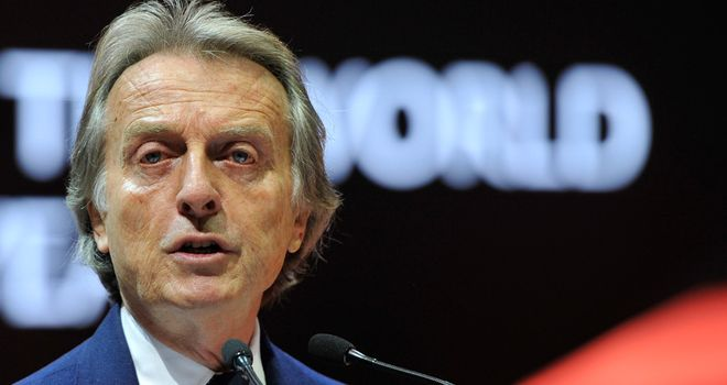 "Luca di Montezemolo: Concerned F1 stars will become ""taxi drivers"""