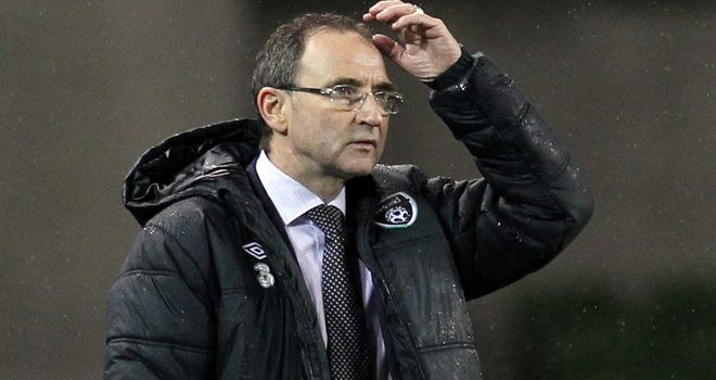 Martin O'Neill: Big squad for Ireland boss to pick from