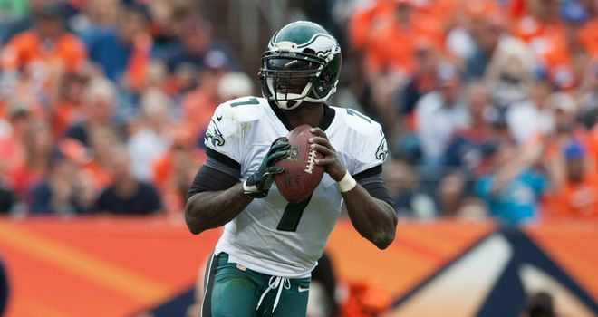Michael Vick: Lost starting job at Philadelphia to Nick Foles