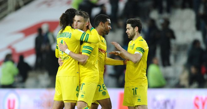 Celebrations for Nantes