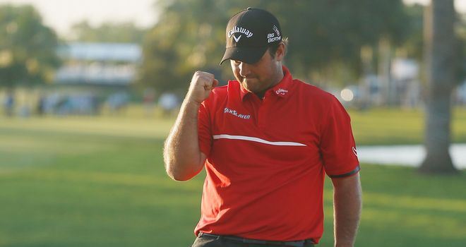 Patrick Reed: Full of confidence at Augusta