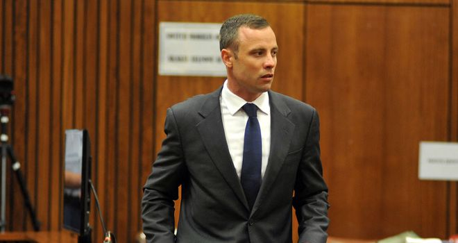 Oscar Pistorius: 'Begged' neighbour to help save Reeva Steenkamp
