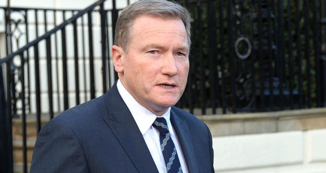 Richard Bevan: LMA chief executive under fire