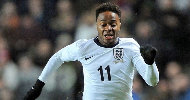 Raheem Sterling: Peru boss says he knows all about England's young guns