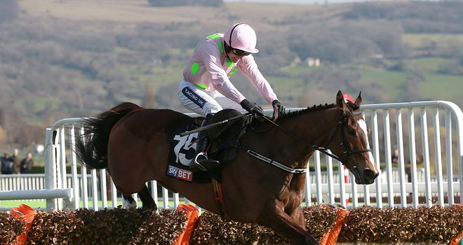 Vautour is set to step up in distance
