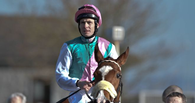 Pat Smullen and Vote Often after claiming Group 3 glory