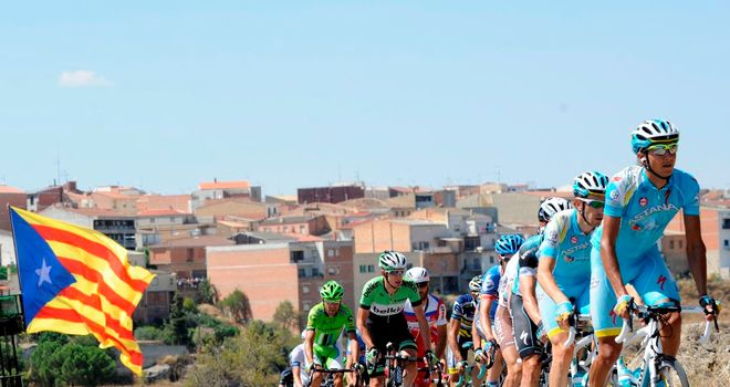 The Volta a Catalunya has attracted a high-pedigree field for this year's race