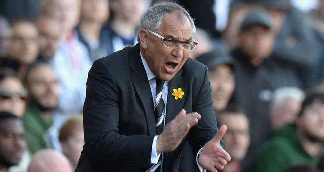 Felix Magath: Fulham boss has warned he may not be popular among players