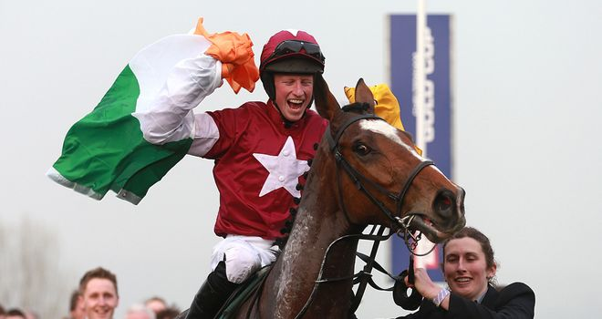 Mikey Fogarty: Out of Grand National