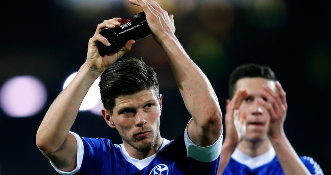 Klaas Jan Huntelaar and Julian Draxler tasked with reaching Champions League quarter finals