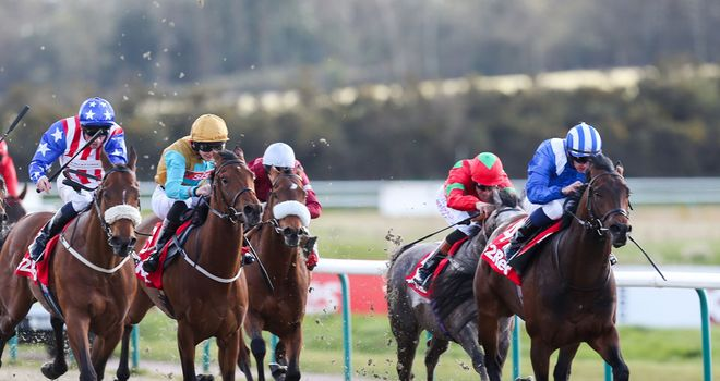 Ertijaal: Took the Spring Cup at Lingfield