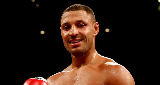 Kell Brook: Heading Stateside to face Shawn Porter next month