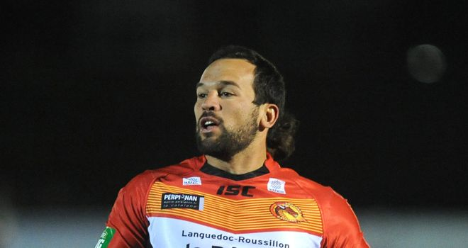 Louis Anderson: Banned for one match for admitting a Grade D offence