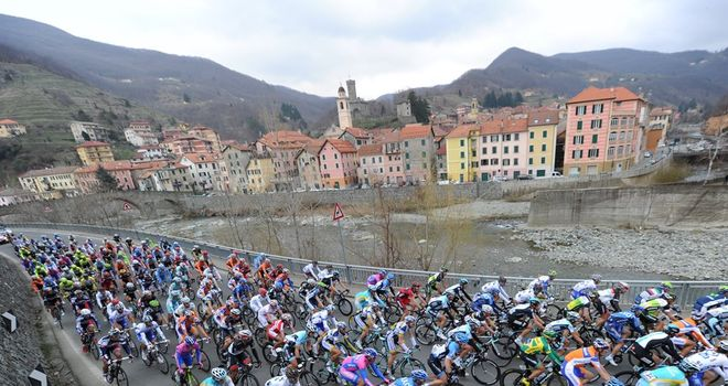 Milan-San Remo is the longest one-day race of the season