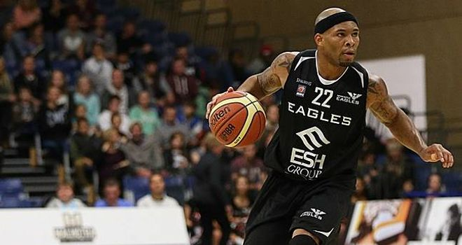 Paul Gause: Scored 22 points in Newcastle victory