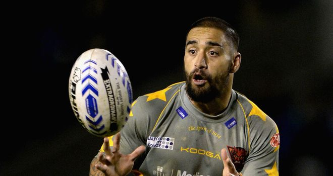 Rangi Chase: Won man of the match award against his old club