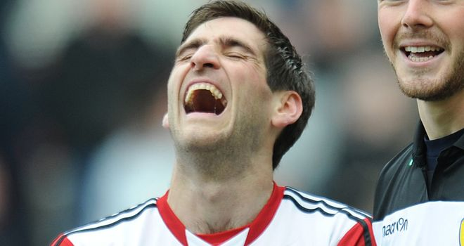 Danny Graham: Ended his own goal drought in Middlesbrough's win
