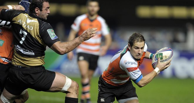 Tobias Botes: Kicked 10 points in win over Edinburgh