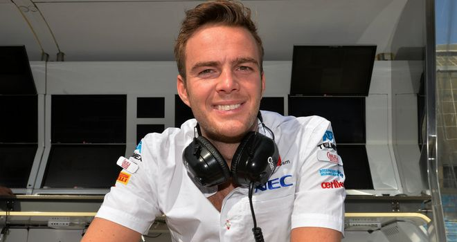 Giedo van der Garde: A double Bahrain run-out