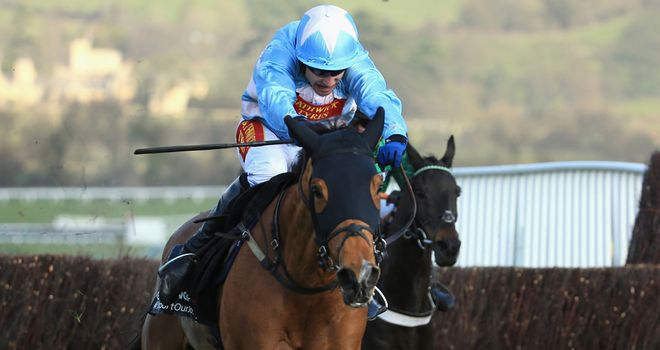 Western Warhorse: Surprised everyone in the Arkle