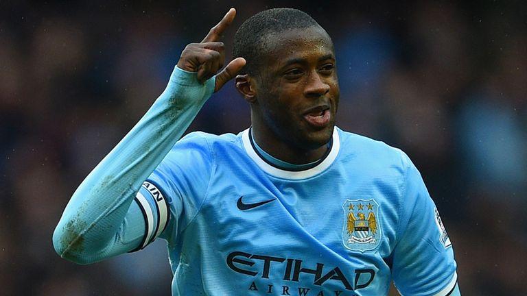 Yaya Toure terlalu penting buat Manchester City