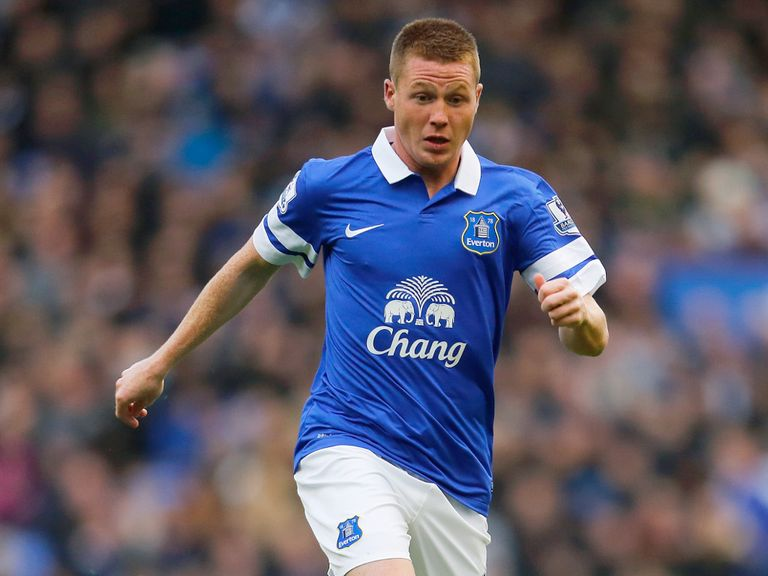 James McCarthy: Believed to be on United's wanted list