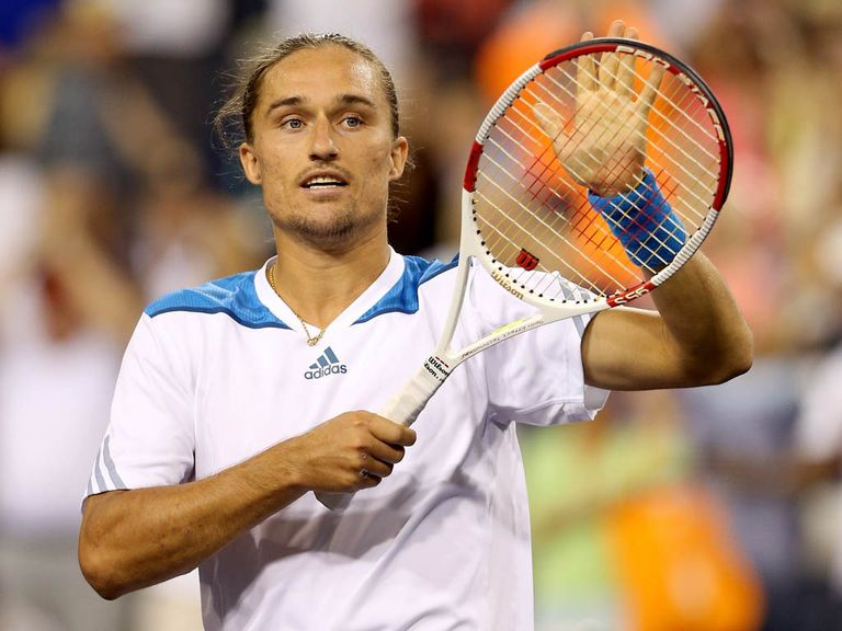 Alexandr Dolgopolov: Pulled off a huge upset at Indian Wells