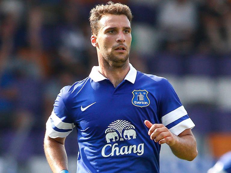 Apostolos Vellios: Everton exit