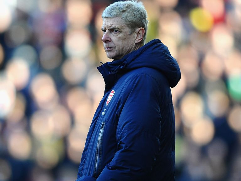 Wenger and Arsenal have some tough fixtures ahead