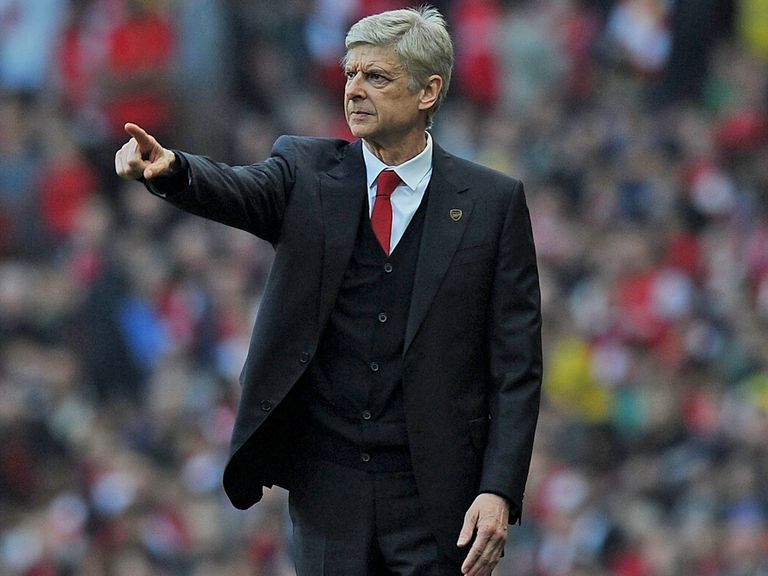 Arsene Wenger: Not surprised by Barcelona's ban
