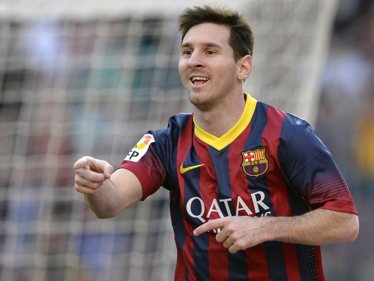 Messi: Set a new scoring record for Barcelona