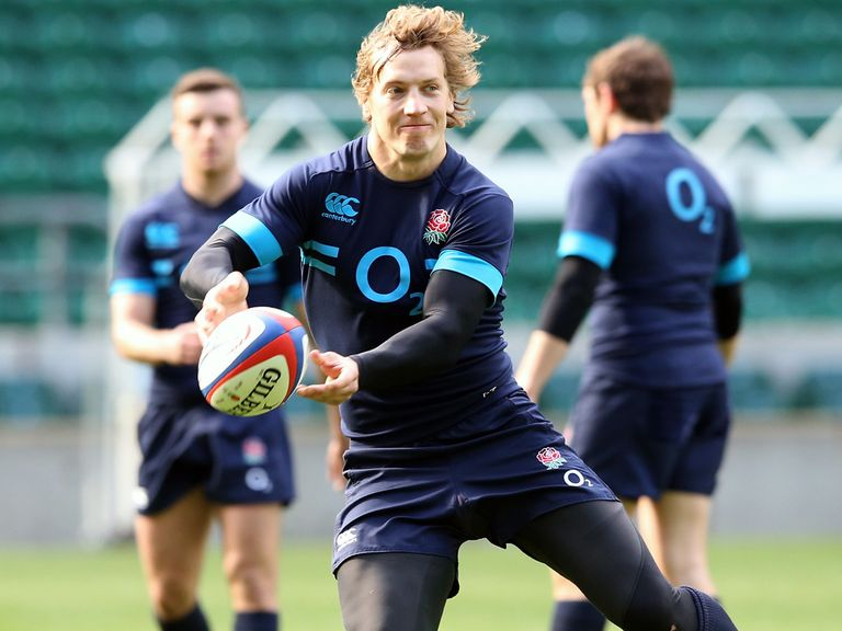 Billy Twelvetrees: Set to miss the first Test