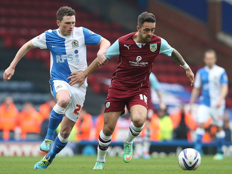 Danny Ings: Not looking to leave Burnley
